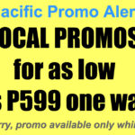 Cebu Pacific Local Promos Oct-Dec 2017 for P599 All-In, One-Way