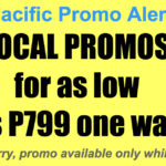 Cebu Pacific Local Promos Mar-May 2018 for as Low as P799 All-In, One-Way
