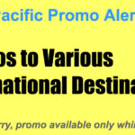 Cebu Pacific Seat Sale International Destinations for as Low as P1299 One Way
