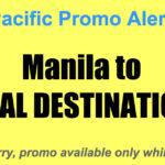Cebu Pacific Promos Manila Siargao for as Low as P1999 One Way
