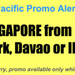Cebu Pacific Singapore Promos Sept-Dec 2017 for as Low as P2599 One-Way