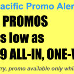 Cebu Pacific Air Asia Promos Nov 2017-Mar 2018 for as Low as P1799 All-In One Way