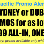 Cebu Pacific Dubai Sydney Promos Oct-Dec 2017 for as Low as P5999 All In, One-Way