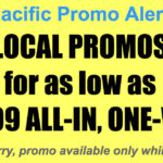 Cebu Pacific Local Seat Sale Oct-Dec 2017 for as Low as P1099 All-In One Way