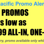 Cebu Pacific Sale Asia Nov 2017-Mar 2018 for P2099 All-In One Way