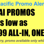 Cebu Pacific Sale Dubai Nov 2017-Mar 2018 for P5999 All In, One-Way